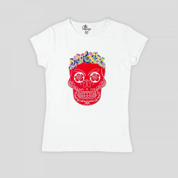Camiseta Fryda 1 de Almagrecrea by Noe Blanco