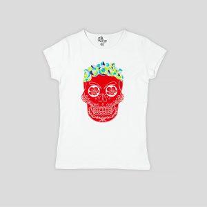 Camiseta Fryda 2 de Almagrecrea by Noe Blanco