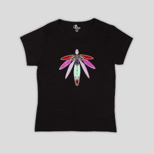Camiseta Libelula 2 de Almagrecrea by Noe Blanco